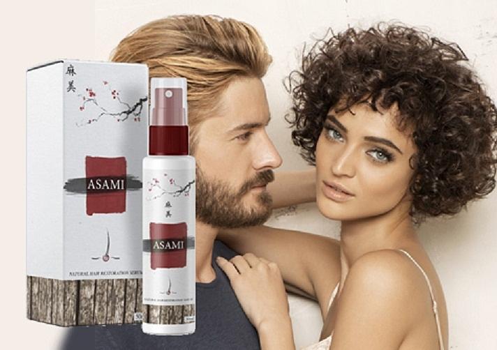 Aplicația Asami Hair Growth